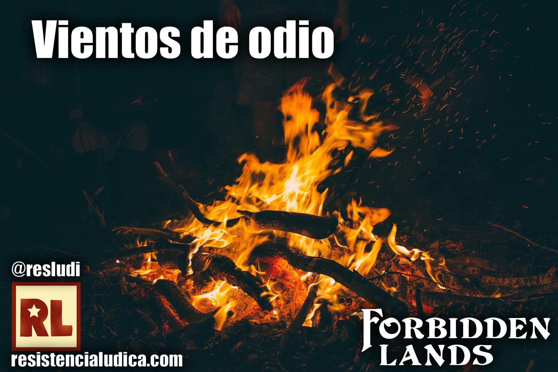 Rol - ✣ Vientos de odio (Forbidden Lands) RL