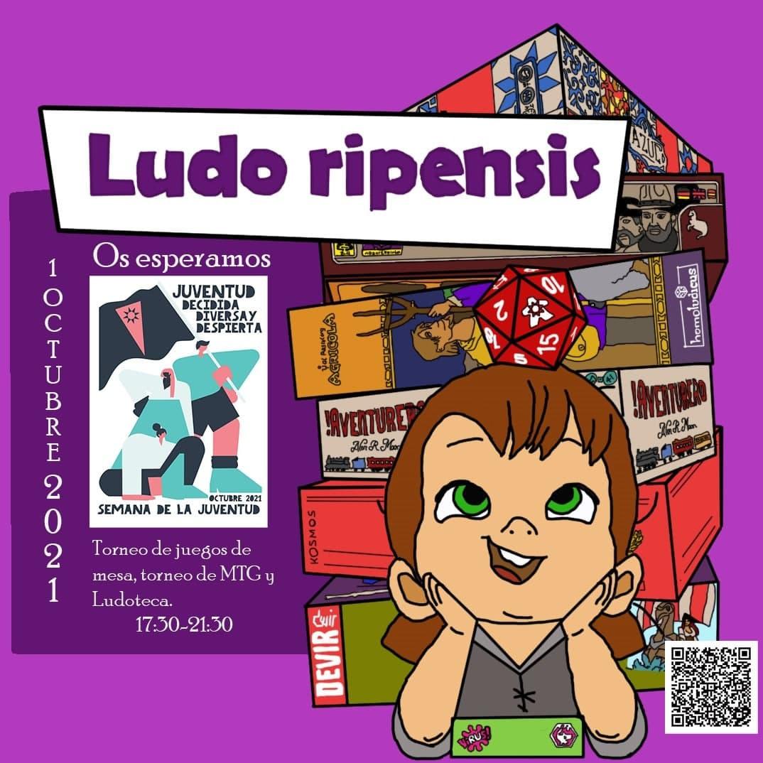 Ludo Ripensis - Torneos y demostraciones de juegos de mesa