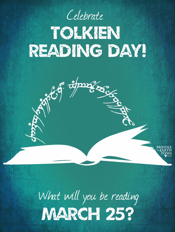 Día de leer a Tolkien