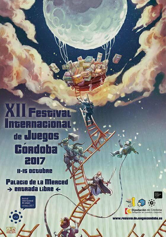 Festival internacional de juegos Cordoba