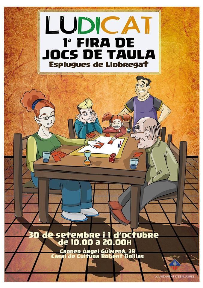 LUDICAT - Esplugues de Llobregat