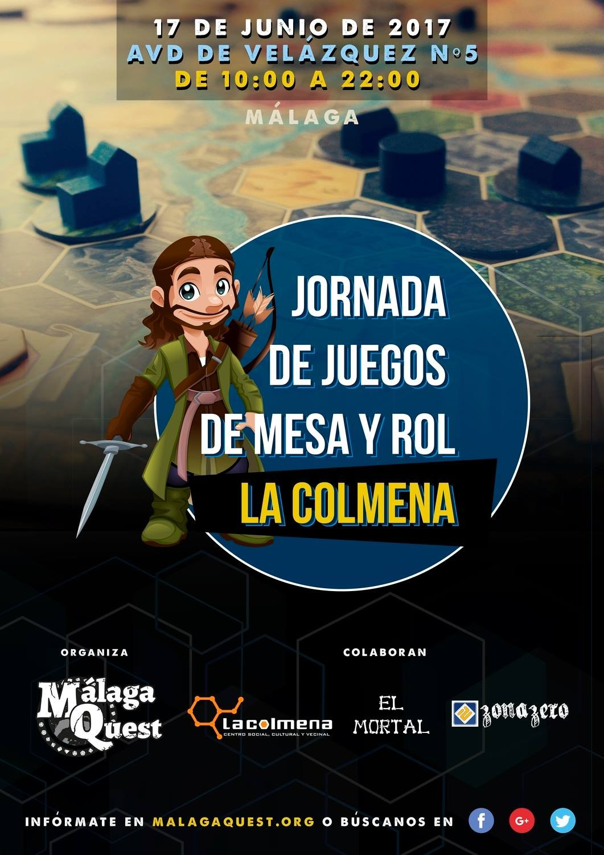 Jornada La Colmena - Málaga