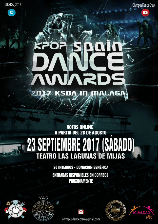 KPOP Spain Dance Awards - Málaga