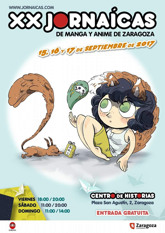 Jornaícas de Manga de Zaragoza