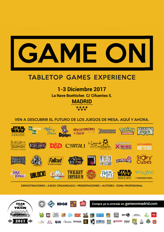 Game On (Madrid)