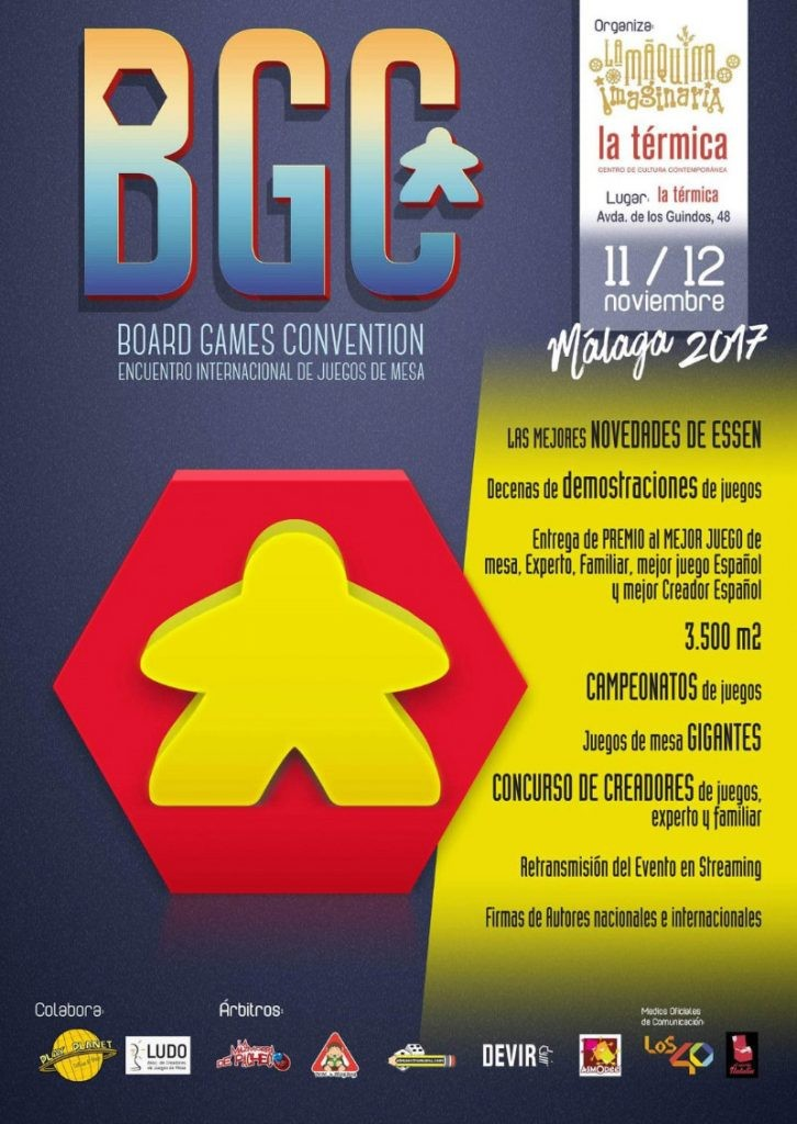Board Game Convention - Málaga