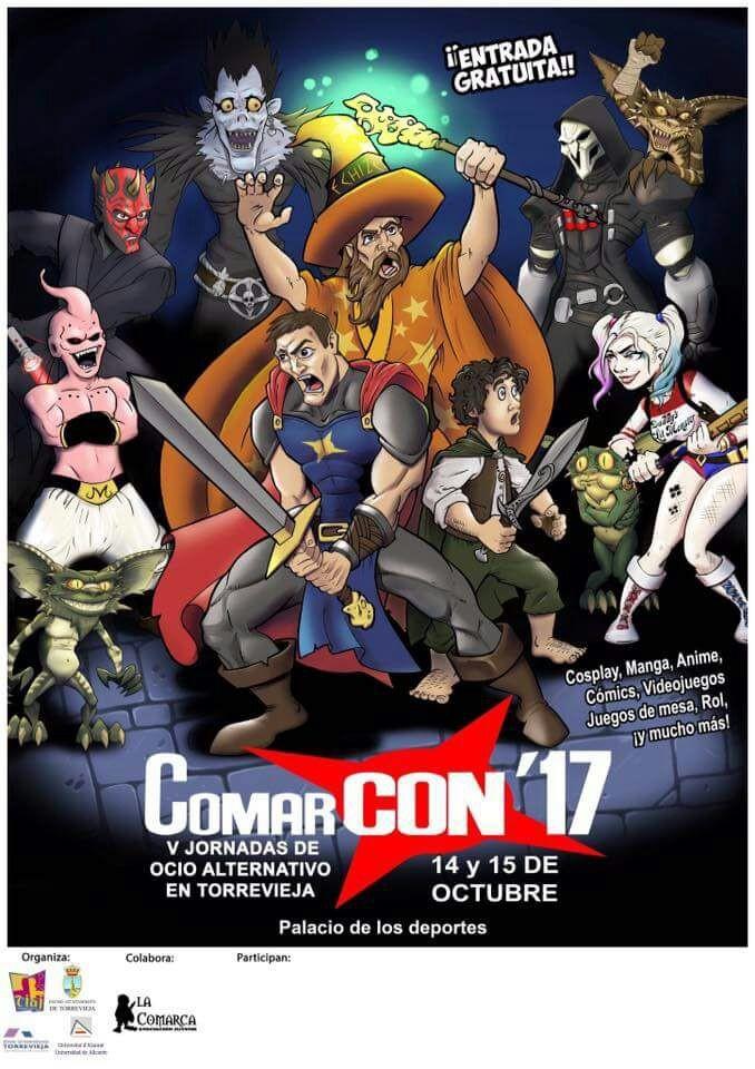 ComarCon 17