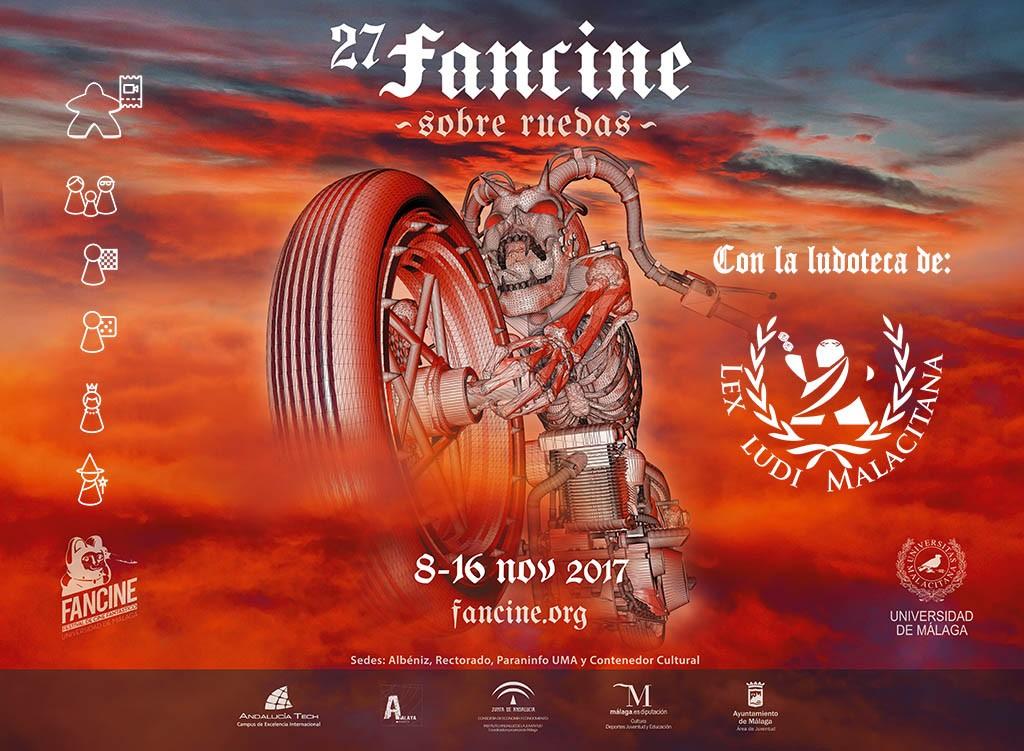 Fancine - Festival de Cine Fantástico Universidad Málaga