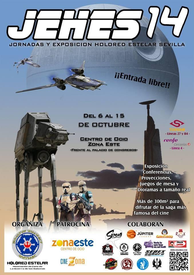 JEHES 14 - Sevilla