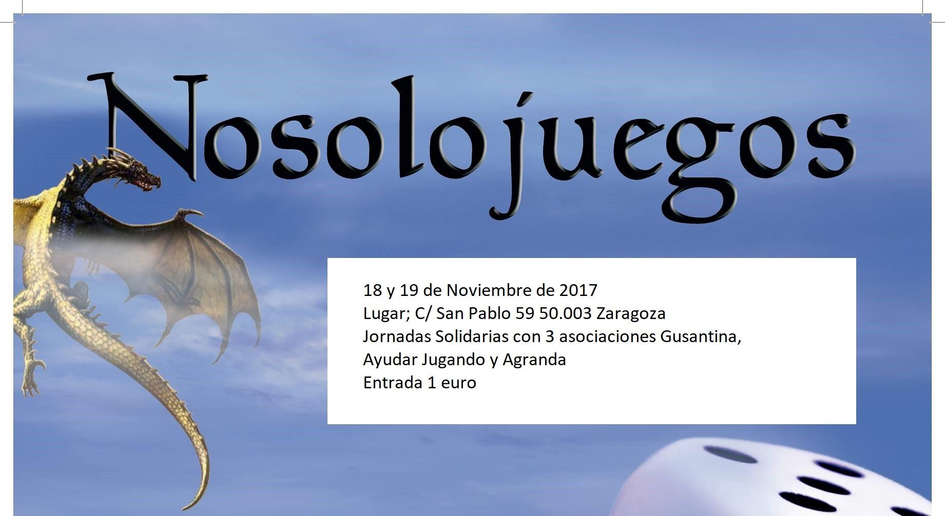 NoSoloJuegos (2 Ed)