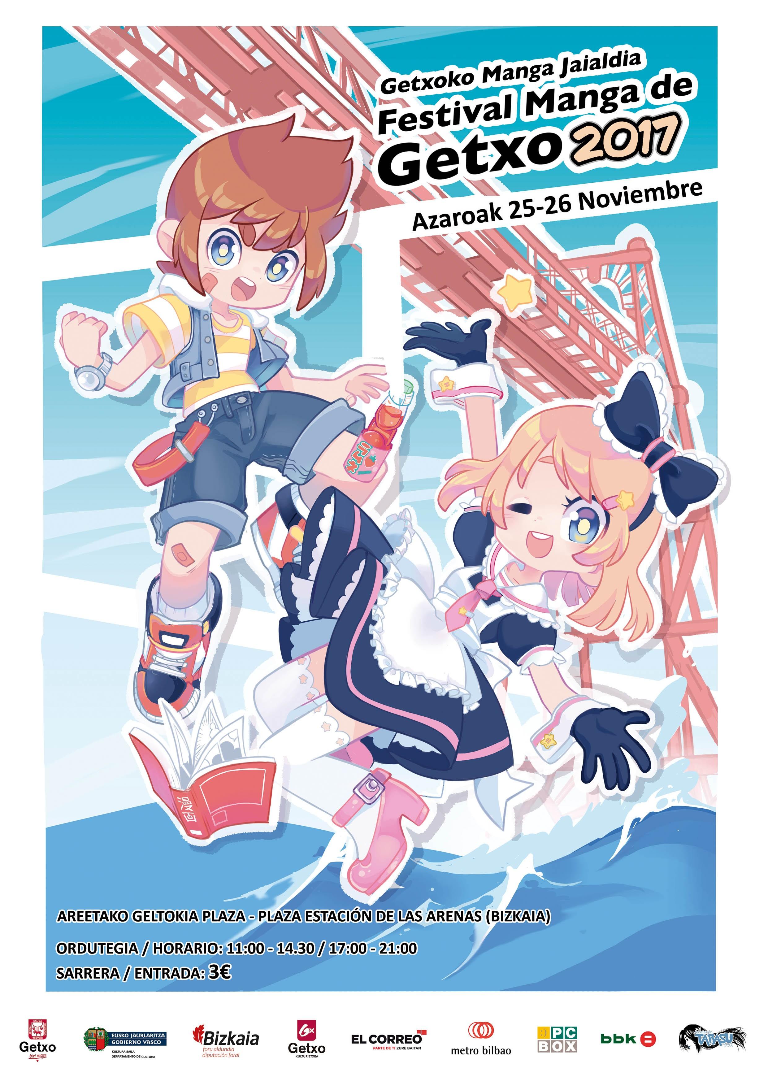 Salón del Manga de Getxo