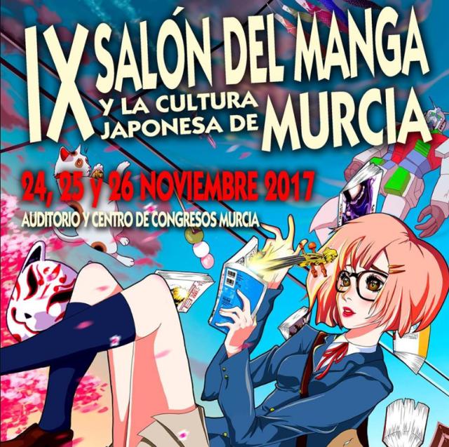 Salón del manga - Murcia
