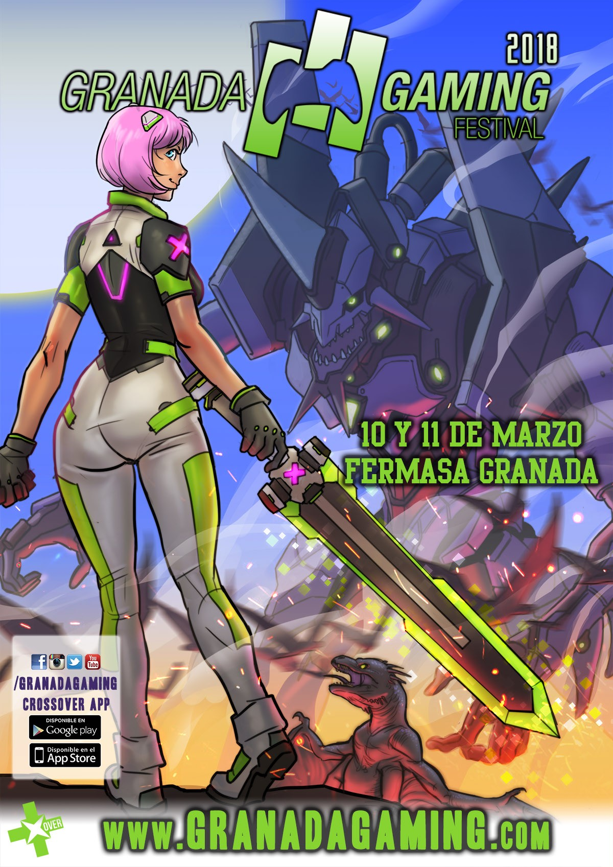 Granada Gaming Festival - Granada