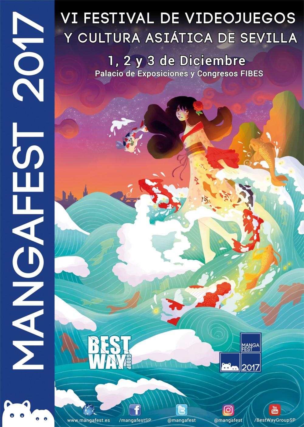 MangaFest + GamingFest en Sevilla