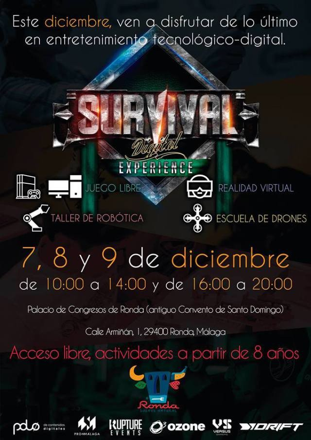Survival Digital Experience Ronda
