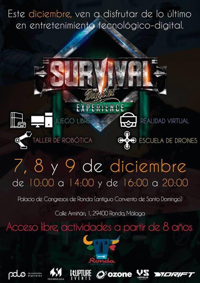Survival Digital Experience Ronda