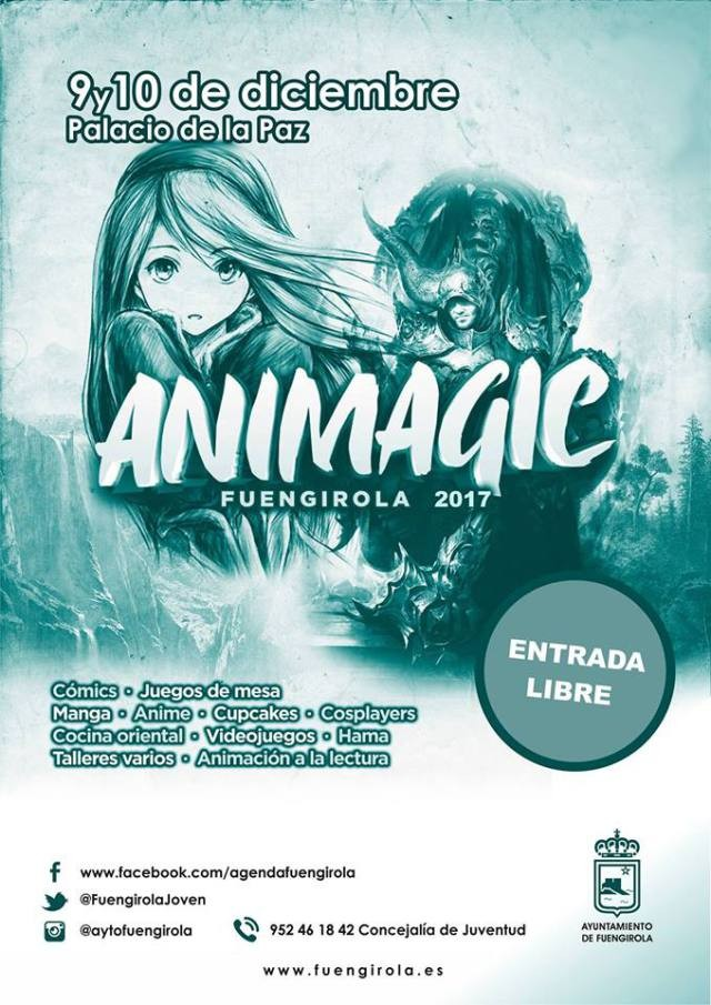 Animagic Fuengirola 2017