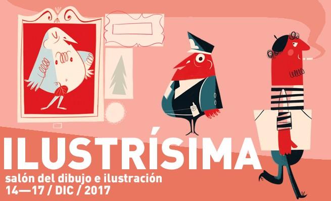 Ilustrísima en Madrid