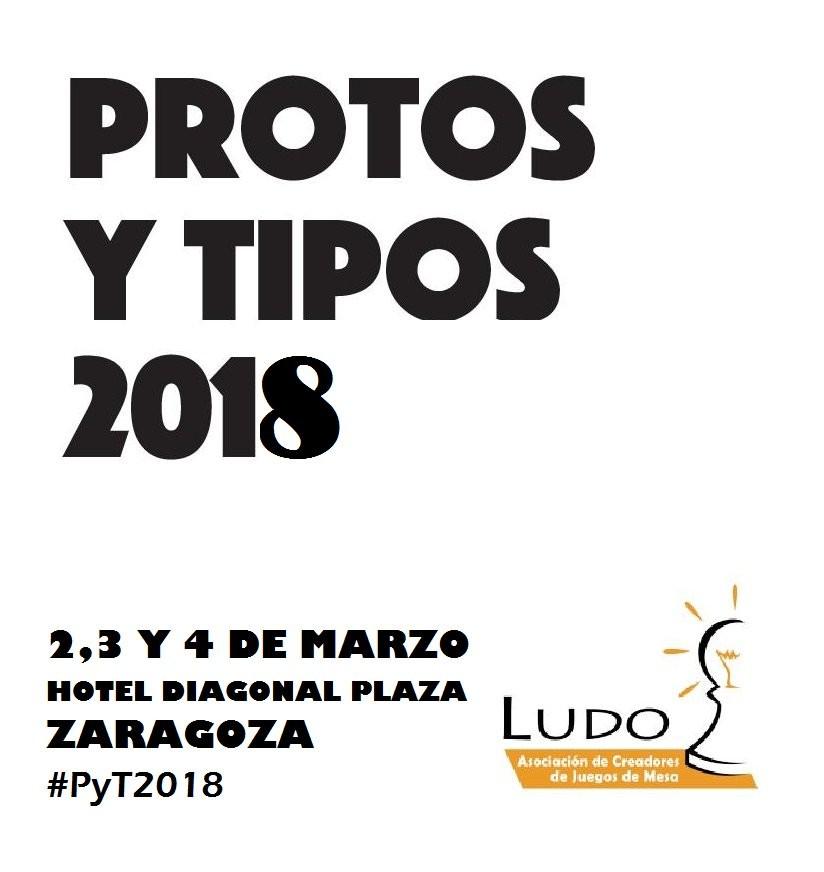 VII ENCUENTRO DE PROTOS Y TIPOS 2018