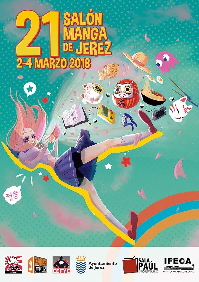 Salón Manga de Jerez