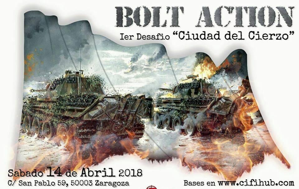 Desafío Bolt Action Ciudad del Cierzo