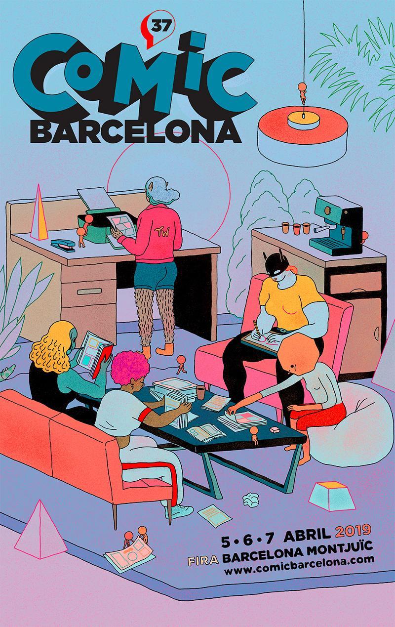 Salón del Cómic - Barcelona 37
