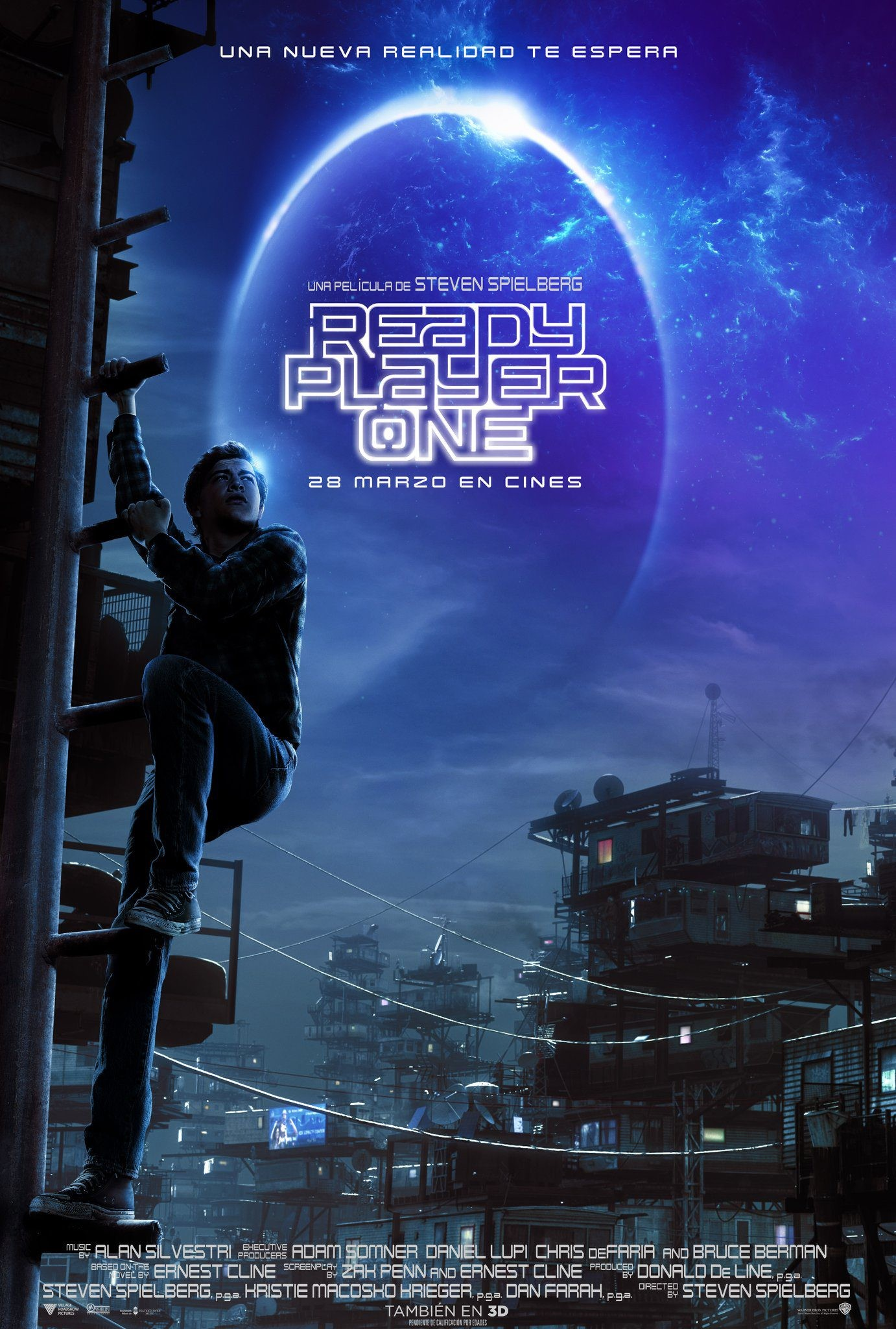 Estreno Ready Player One