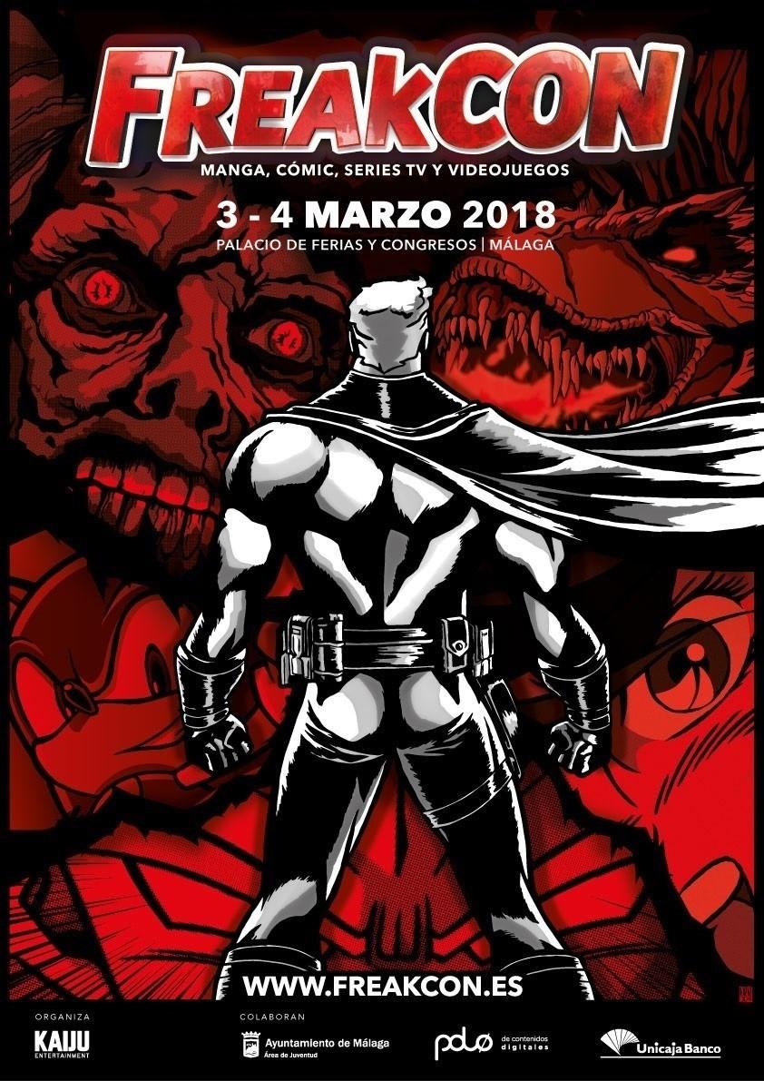 FreakCon Málaga