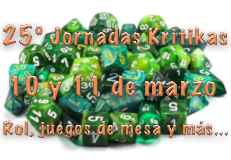 25º Jornadas Kritikas - Barcelona