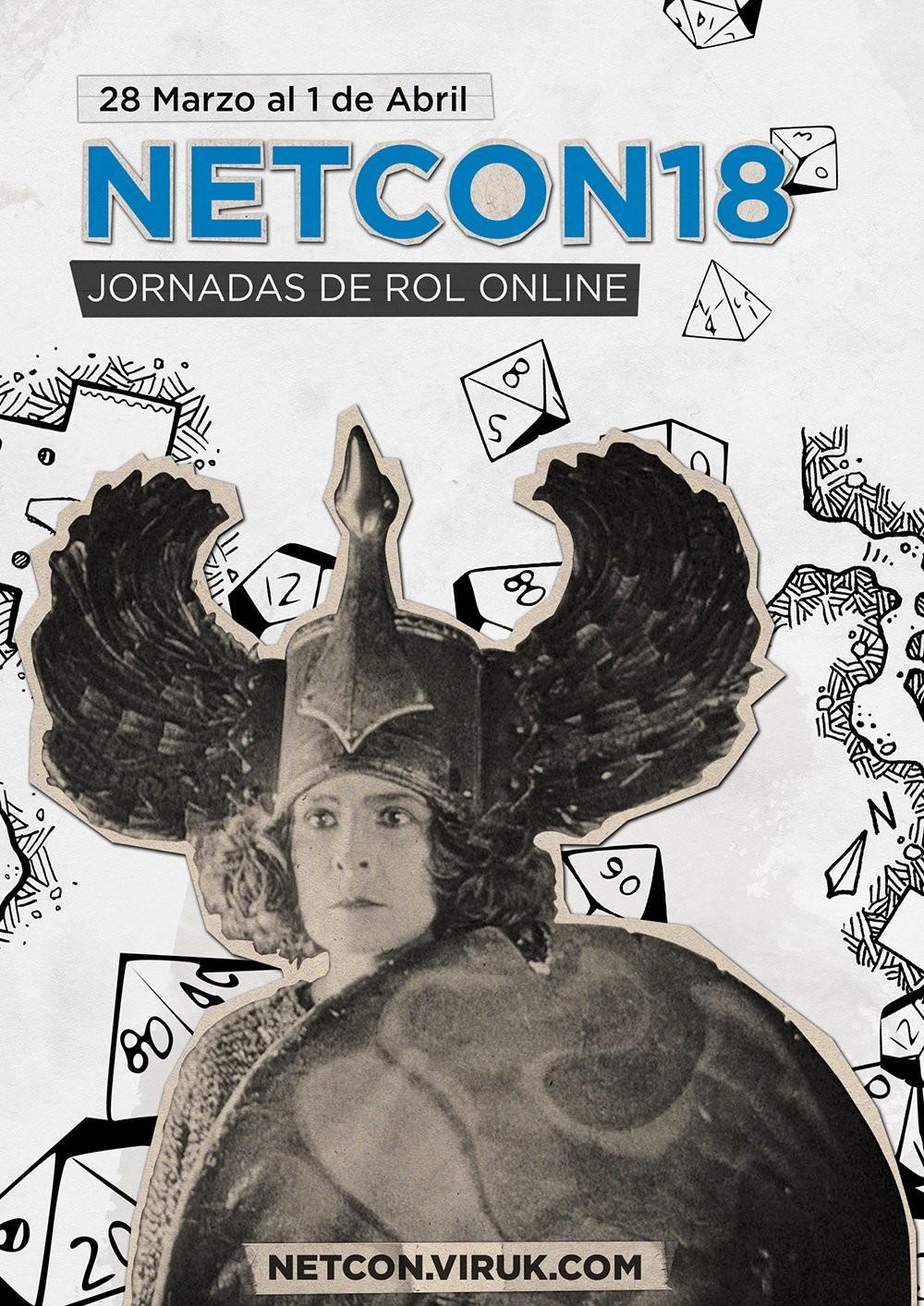 NetCon - Jornadas de Rol Online
