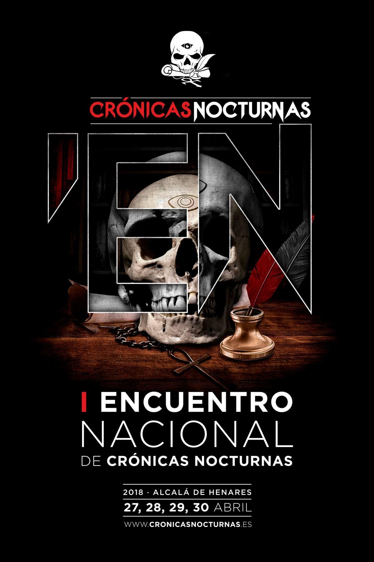Encuentro Nacional de Crónicas Nocturnas