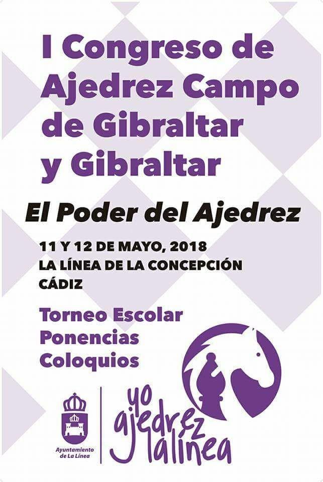 I congreso de Ajedrez de Gibraltar